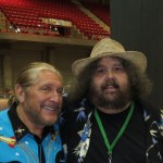 Marshall Tucker Band founder and lead singer Doug Gray with DLC