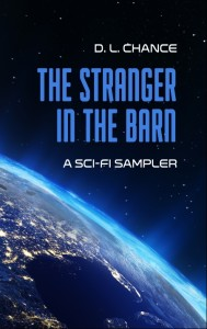 STRANGER IN THE BARN prototype Cover Only