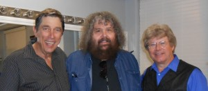 John Martin Sommers and me and Jim Curry  Wichita Falls Memorial Auditorium